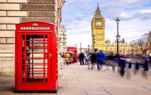 Londres, septembre : week-end 3j/2n en maison d'hôte au centre ville   Annulation gratuite