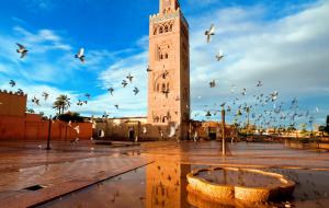 Marrakech : séjour 8j/7n en hôtel 4* tout compris + vols