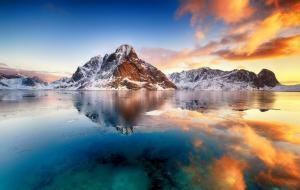 Norvège, route des Fjords : autotour 8j/7n en hôtels + pension, loc. de voiture + vols