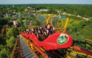 Parc Astérix : vente flash, week-end 2j/1n en hôtel du parc + petit-déjeuner & entrée au parc