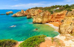 Portugal, Algarve : week-end 3j/2n en hôtel 4* bord de mer + petits-déjeuners, vols inclus