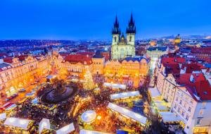 Marchés de Noël, Europe : 4j/3n en hôtels 4* + vols, Prague, Londres, Budapest...