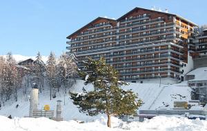 Ski en Suisse : location 8j/7n en résidence à 30m des pistes 4 personnes, - 19%