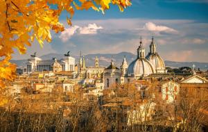 Rome : vente flash, week-end 3j/2n ou plus en hôtel central + vols