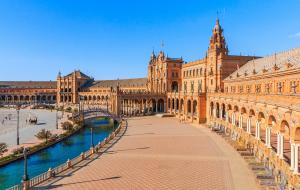 Séville : vacances d'été, 3j/2n en hôtel 4* + petits déjeuners, vols en option