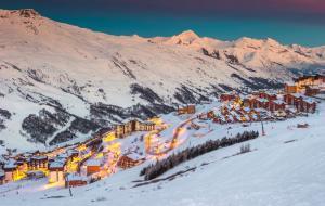 Ski, Les Menuires : locations 8j/7n en entre particuliers, dispos vacances de Noël