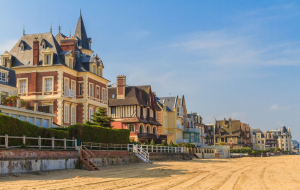 Normandie, Trouville : vente flash, 2j/1n ou + en hôtel 4* + petit-déjeuner, - 66%