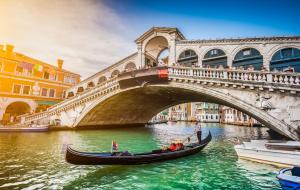 Venise : vente flash, week-end 3j/2n en hôtel 4* + petits déjeuners + vols