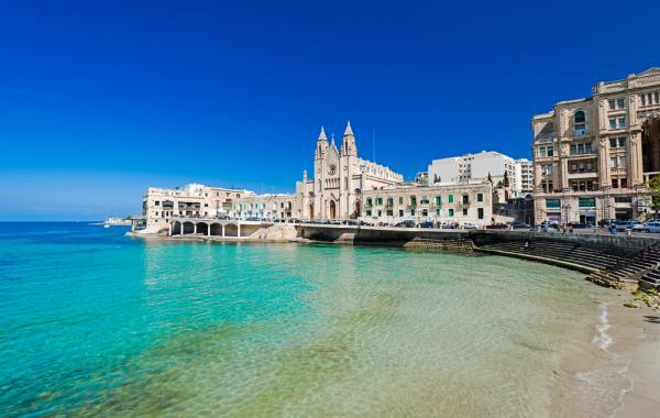 Malte : vente flash, week-end 4j/3n en hôtel bord de mer, vols en option