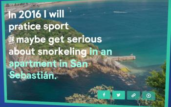 1 résolution pour 2016 = 1 destination !