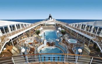 La Méditerranée en navire de marque