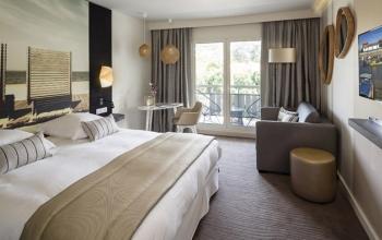 De beaux hôtels de luxe !
