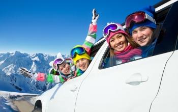Les week-ends ski !