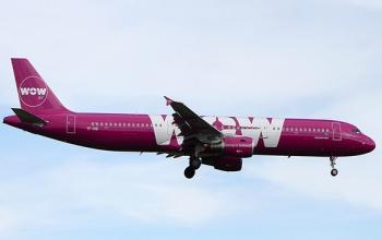 Mars 2019 : Wow Air cesse ses activités