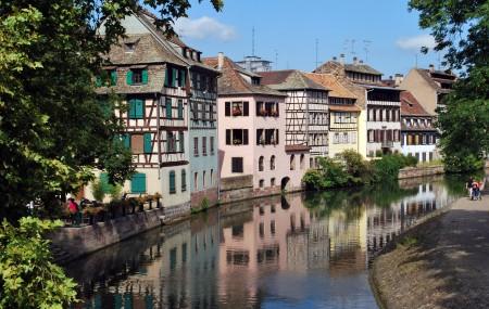 Vol A/R de Bordeaux vers Strasbourg