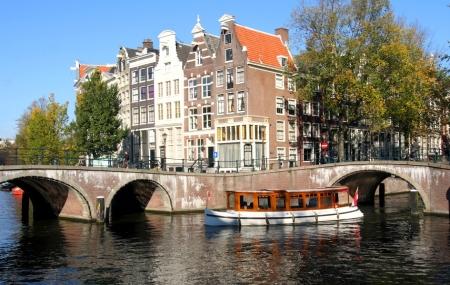 Vol A/R de Bordeaux vers Amsterdam