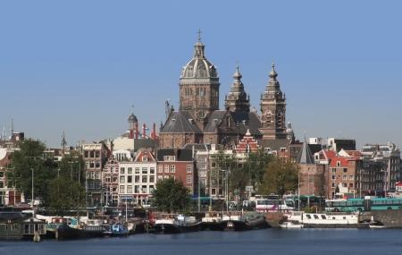 Vol A/R de Lyon vers Amsterdam