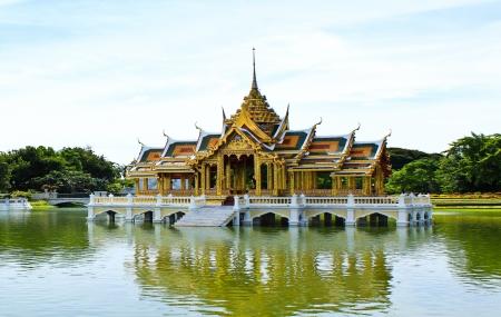 Vols A/R de Paris vers Bangkok
