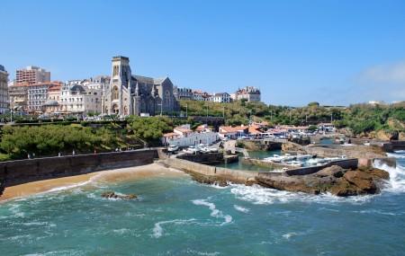 Vols A/R de Lille vers Biarritz