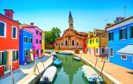 Vols A/R de Toulouse vers Venise