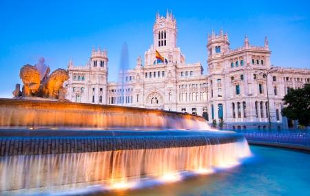 Vols A/R de Paris vers Madrid