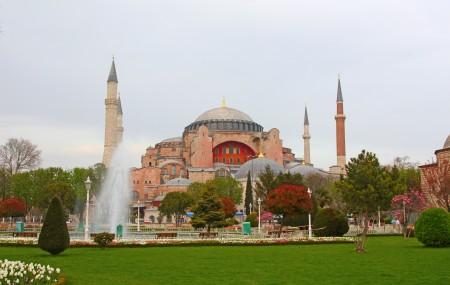 Vols A/R de Paris vers Istanbul