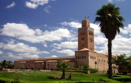 Vol A/R de Marseille vers Marrakech