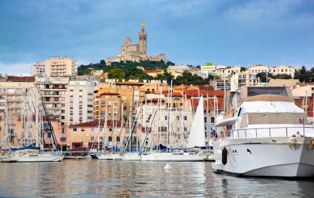 Vols A/R de Paris vers Marseille