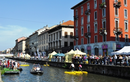 Vol A/R de Toulouse vers Milan