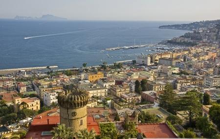 Vol A/R de Paris vers Naples