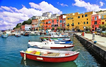Vol A/R de Nice vers Naples