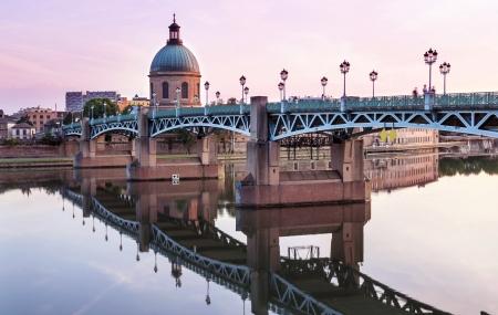 Vols A/R de Paris vers Toulouse