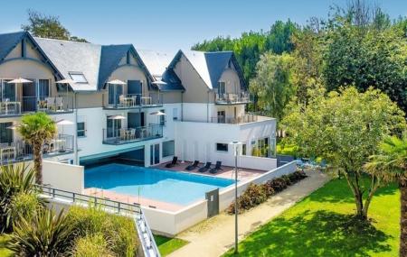 Bretagne : vente flash, 8j/7n en résidence 4* à 50 m de la plage + piscine