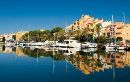 Cap d'Agde : vente flash, 8j/7n en résidence 3* avec espace aquatique et proche plages