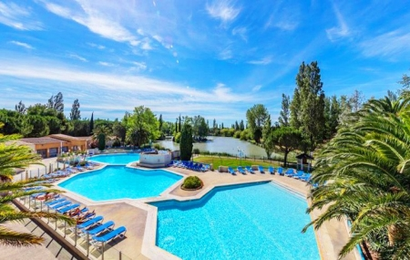 Camargue : 2j/1n en résidence 4* + piscine et bord de lac, dispos pont de l'ascension