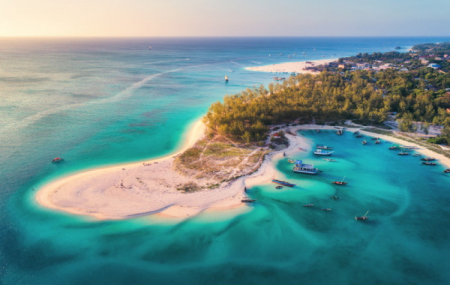 Zanzibar : séjour 7j/5n en hôtel 4* bord de plage, petits-déjeuners + vols & transferts
