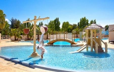 Languedoc, camping 4* : 8j/7n en mobilhome avec parc aquatique, août & été indien,- 61%