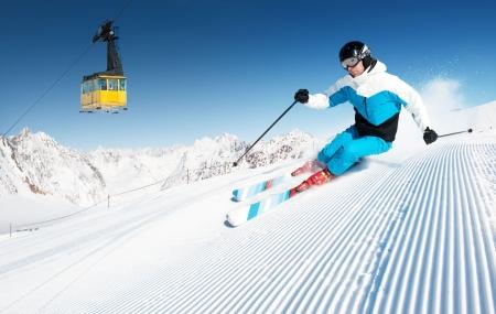 Ski & détente Alpes du nord : 3j/2n en résidence 3* au pied des pistes, - 50%