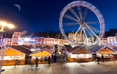 Marchés de Noël en Alsace : week-ends 2j/1n en hôtels ou résidences + petit-déjeuner, - 45%