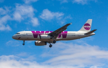 WOW Air : Vols pour les Etats-Unis, le Canada et l'Islande depuis Paris