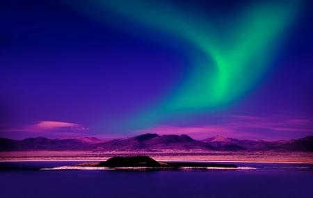 WOW Air : vols vers l'Islande depuis Paris, Lyon ou Bruxelles à moins de 50 € A/S !