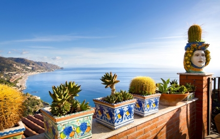 Sicile, Syracuse : vente flash, 4j/3n en hôtel 5* + petits-déjeuners + vols inclus