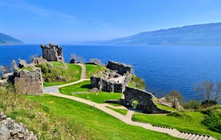 Ecosse : Loch Ness & Harry Potter autotour 6j/5n en hôtels 3* + petits-déj. + loc. de voiture et vols
