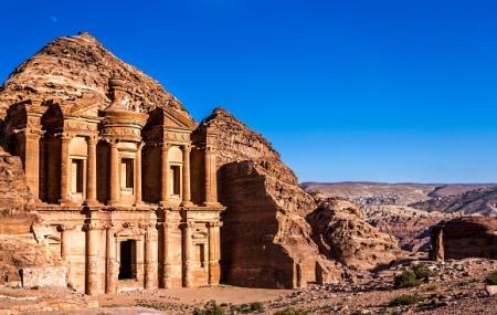 Circuits : de 1 à 2 semaines avec vols inclus vers l'Inde, la Jordanie, le Pérou...