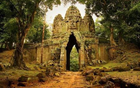 Cambodge : vente flash, 8j/7n en hôtels 4* et 5* + petits-déjeuners + vols de Paris !