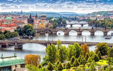 Prague : vente flash, week-end 3j/2n en hôtel 4* + petits-déjeuners, - 75%