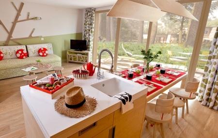 Village Nature® Paris : dernière minute, 3j/2n en cottage à deux pas de Disneyland®