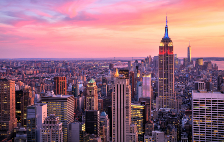 New York : vente flash, week-end 5j/3n en hôtel 5* + vols Air France