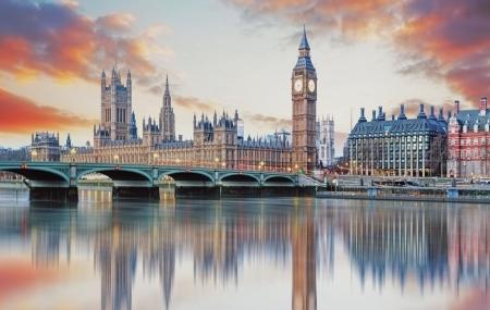Londres : week-end, 3j/2n en hôtel 4* + petits-déj. + croisière sur la Tamise & vols