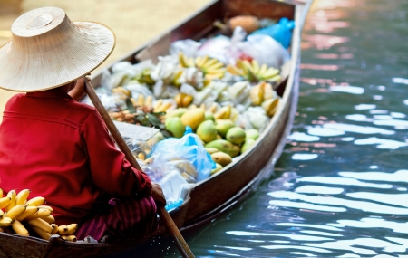 Thaïlande : circuit Triangle d'Or, 10j/7n avec hôtels 3* ou 4* + repas + vols